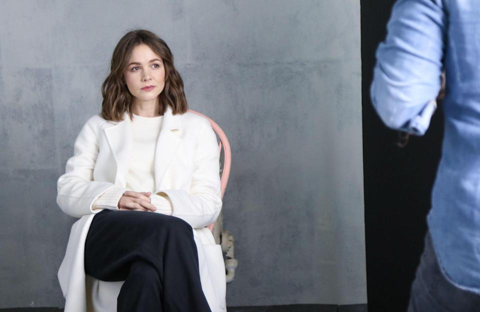 """<p>Anyone who has seen Carey Mulligan's <a href=""""https://www.youtube.com/watch?v=xdMXvFBOlmE"""" rel=""""nofollow noopener"""" target=""""_blank"""" data-ylk=""""slk:mournful 5 minute-long singing scene"""" class=""""link rapid-noclick-resp"""">mournful 5 minute-long singing scene</a> in <em>Shame </em>will be left in no doubt she deserves her place on this list. A BAFTA-winner with a string of quality films to her name, the fact she is married to one of Mumford & Sons can be taken as proof she has a generous heart and tolerant spirit, too. </p>"""