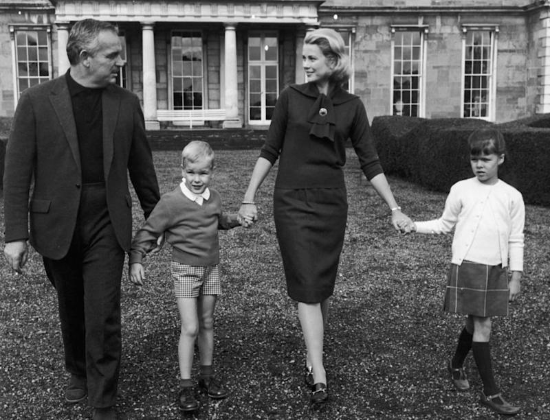 Princess Grace and family | Archive Photos/Getty