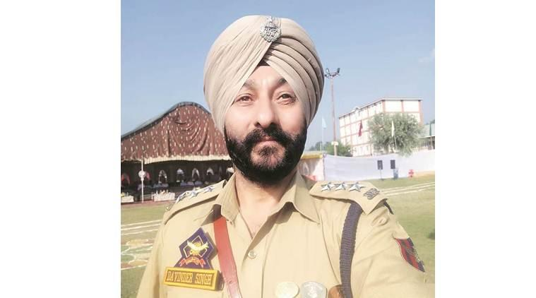Davinder Singh, Ministry of Home Affairs, Davinder Singh 2001 Parliament Attack, Davinder Singh Afzal Guru, Davinder Singh arrested, Top Jammu and Kashmir cop arrested, India news, Indian Express
