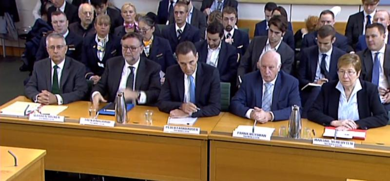 Thomas Cook bosses face MPs' inquiry