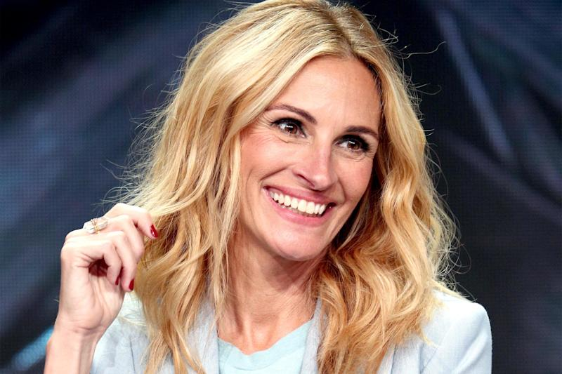 Julia Roberts jokes she's 'in exceptional company' of those getting Emmys snubs