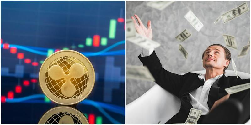 Ripple dumped $250 million worth of XRP last quarter, and a sizable chunk went straight to institutional investors. | Source: Shutterstock. Image Edited by CCN.