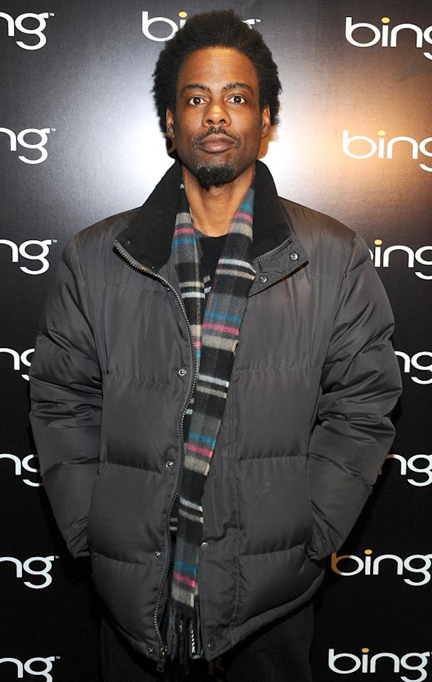 Chris Rock turns 47 on February 7.