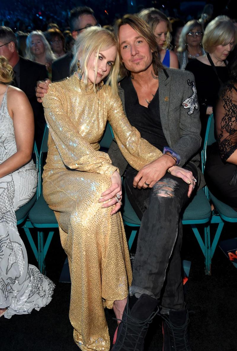 No signs of a breakup here. Source: Getty