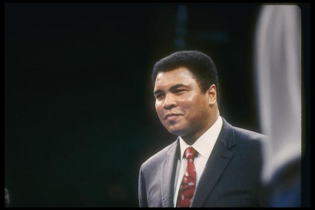<p>Muhammad Ali won the 'Rumble in the Jungle' against George Foreman, who had beaten both Joe Frazier and Ken Norton. Frazier and Norton had previously beaten Ali on his return, and it looked to be all over for the legend before his remarkable comeback. </p>