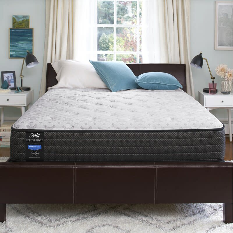 "Sealy Response Performance 12"" Plush Innerspring Mattress (Photo: Wayfair)"