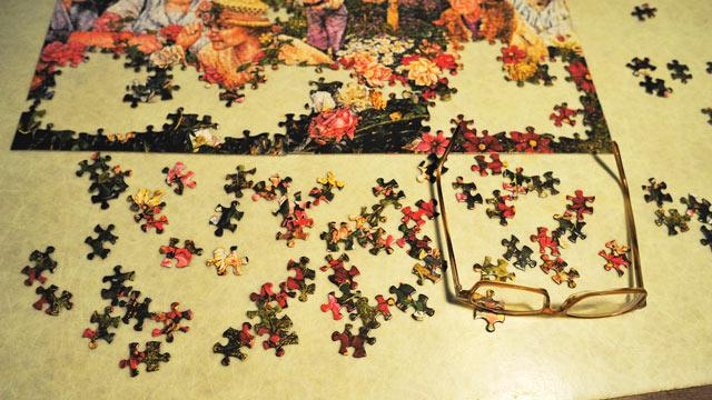 Prisoner Files Lawsuit After Denied Jigsaw Puzzle in Jail