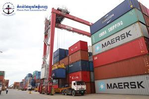 PPAP's LM17 Container Terminal already operates a Kalmar fleet of RTGs and Reachstackers.