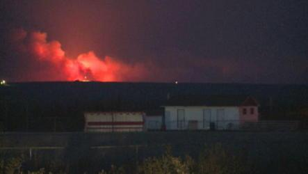 1,800 Wabush, N.L., residents have been told to evacuate overnight to nearby Labrador City