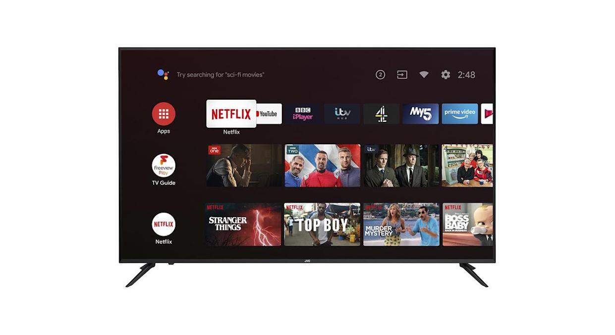 JVC LT-58CA810 Android TV 58