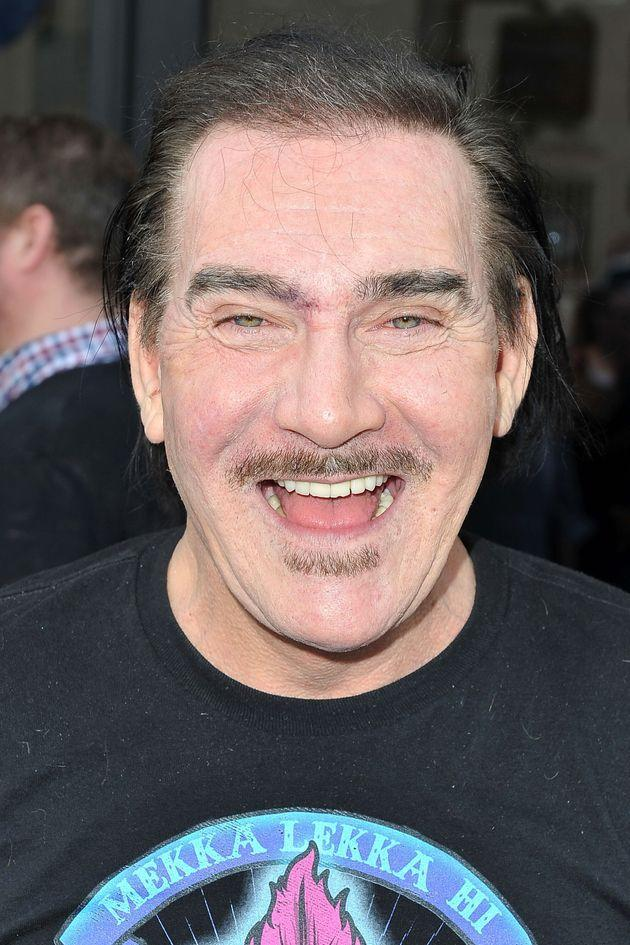"""""""Pee-wee's Playhouse"""" star John Paragon has died at the age of 66.  (Photo: Jerod Harris via Getty Images)"""