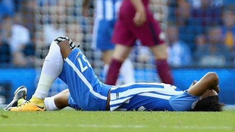 Leicester striker Kelechi Iheanacho struggling with toe injury