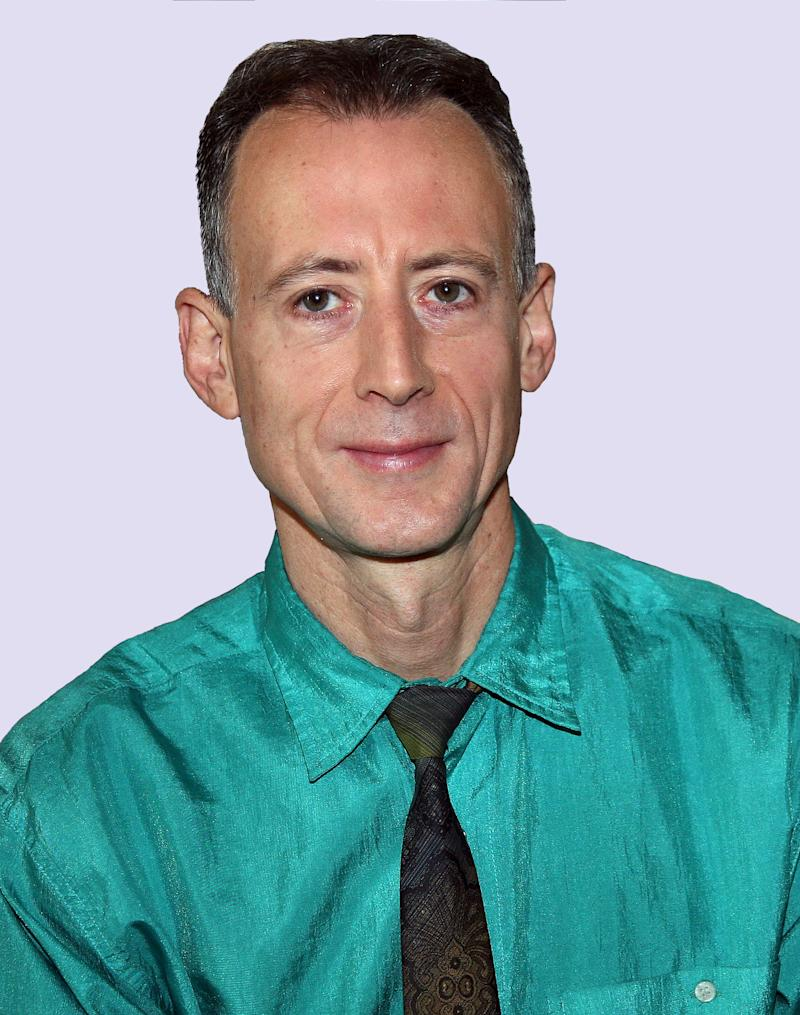 Human rights campaigner Peter Tatchell