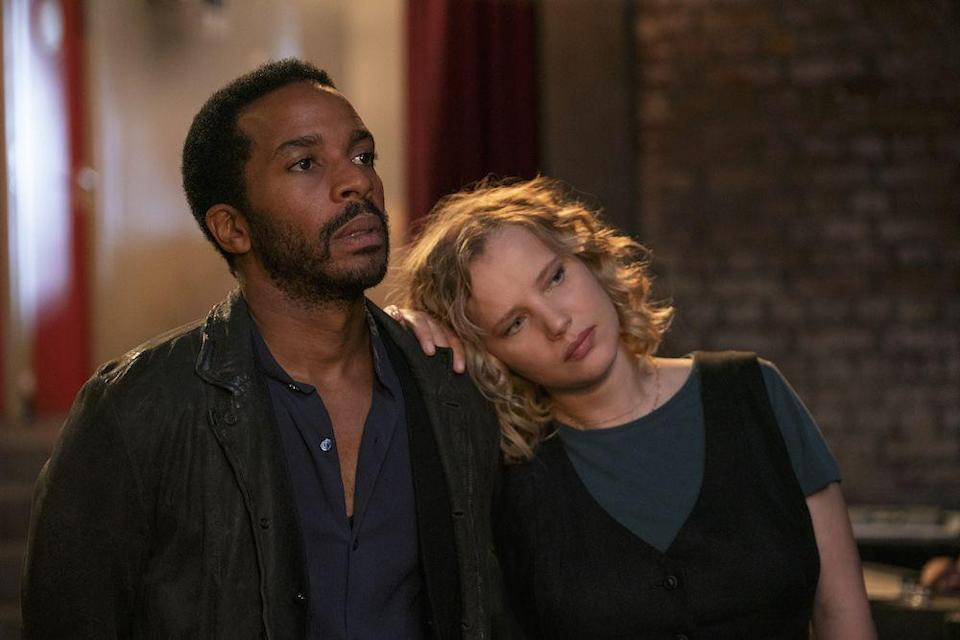 """<p>If Parisian vistas were your favorite part of <em>Emily in Paris</em>, check out this moody new Netflix Original series set in the City of Lights. Created by Damien Chazelle (<em>La La Land</em>), <em>The Eddy </em>stars Andre Holland as the owner of a jazz club. If <em>Emily in Paris </em>was a bit too saccharine for your liking, then <em>The Eddy—</em>thought-provoking and stylish—will likely match your mood better. </p><p><a class=""""link rapid-noclick-resp"""" href=""""https://www.netflix.com/watch/80197844?source=35"""" rel=""""nofollow noopener"""" target=""""_blank"""" data-ylk=""""slk:Watch Now"""">Watch Now</a></p>"""