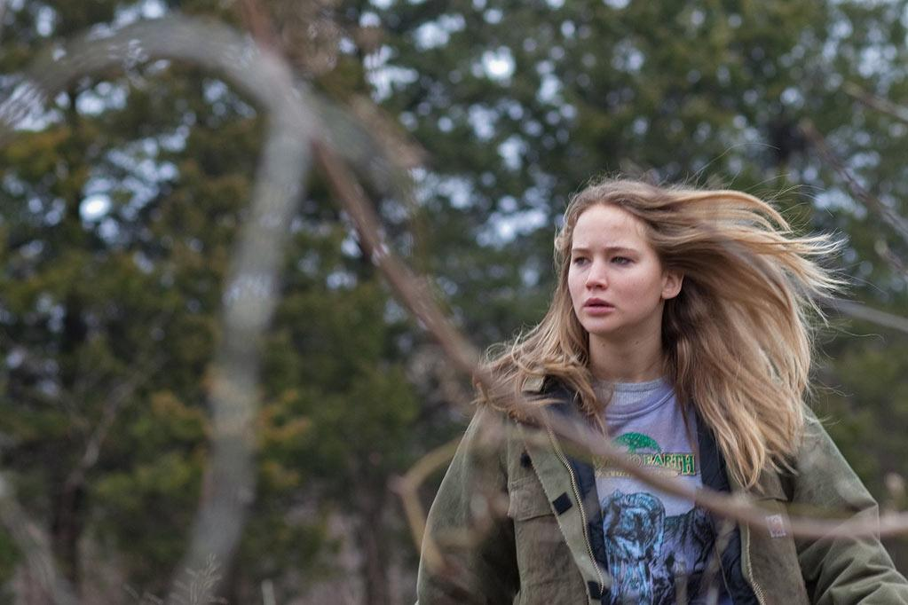 """Winter's Bone"": Jennifer Lawrence's first leading role as a girl of few words on a life-or-death mission to bring back her meth-cooking, bail-jumping father -- and save the family farm -- won her an Oscar nomination."