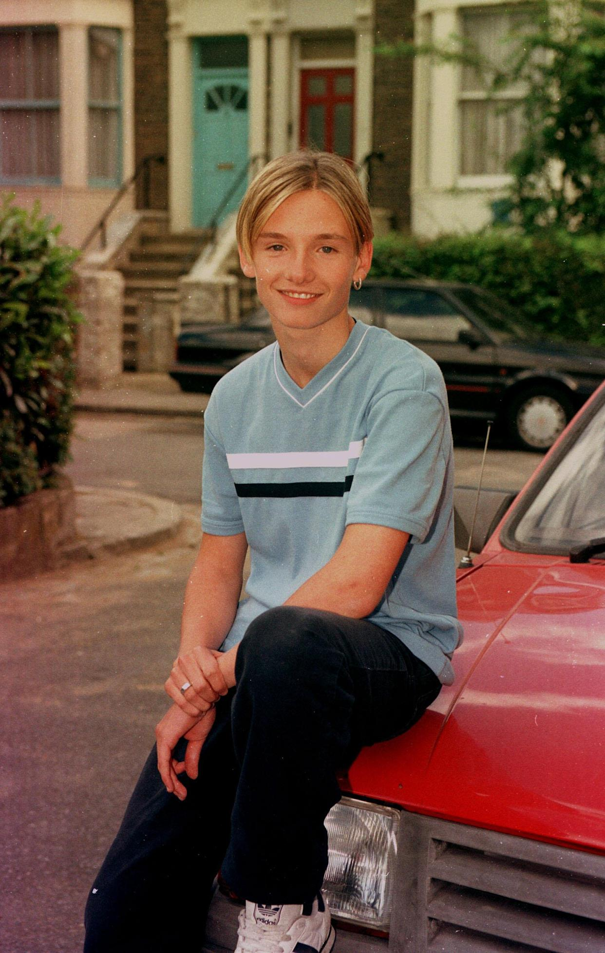 Jack Ryder joined EastEnders at the age of 16. (Photo by Ben Curtis - PA Images/PA Images via Getty Images)