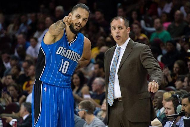 Can Frank Vogel, or anyone, lead Orlando to the playoffs? (Getty Images)