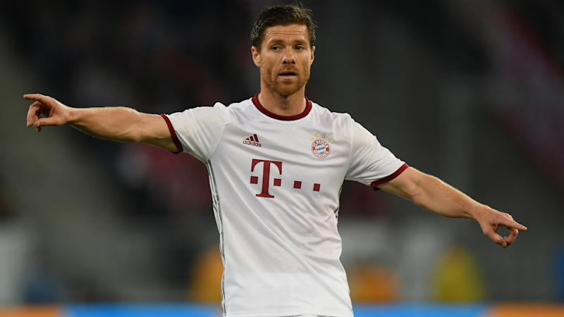 Xabi Alonso: I did not flee Real Madrid