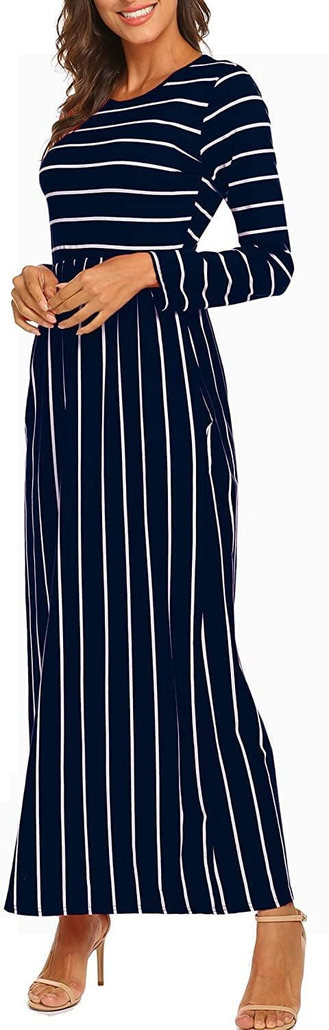 <p><span>Hount Long Maxi Dress With Pockets</span> ($21, originally $27)</p>
