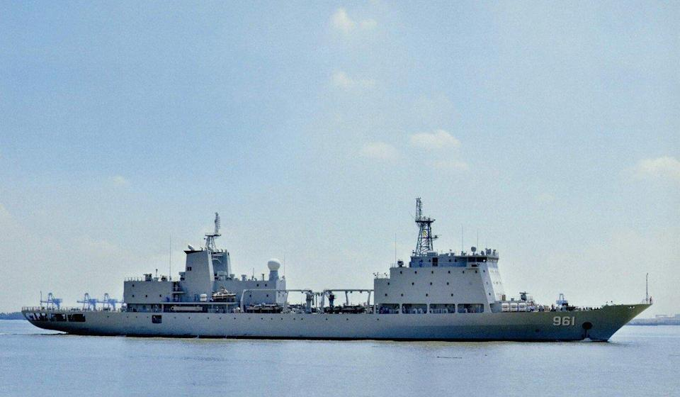 A look at some ships involved in the joint China-Asean naval exercises