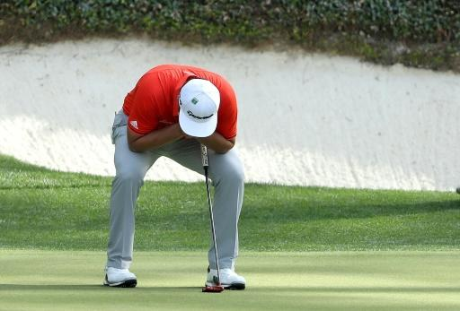 The 23-year-old Rahm came up just short as Patrick Reed won the Masters in April