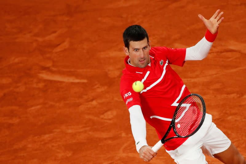 Djokovic stalls in GOAT race, but don't count him out