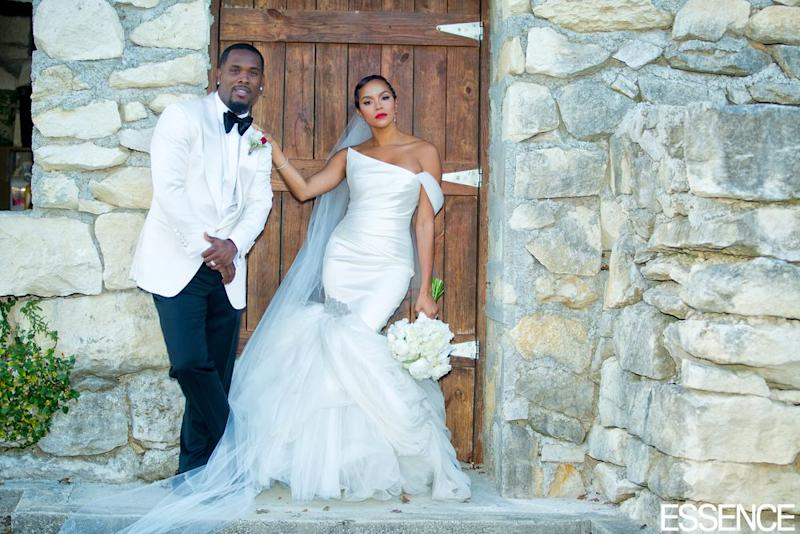 EXCLUSIVE: LeToya Luckett Is Married! See The First Wedding Photos ...