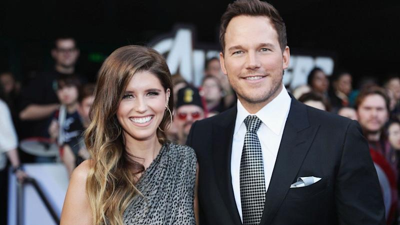 Katherine Schwarzenegger had an adorable date night with husband Chris Pratt to watch her dad reprise his iconic Terminator role.
