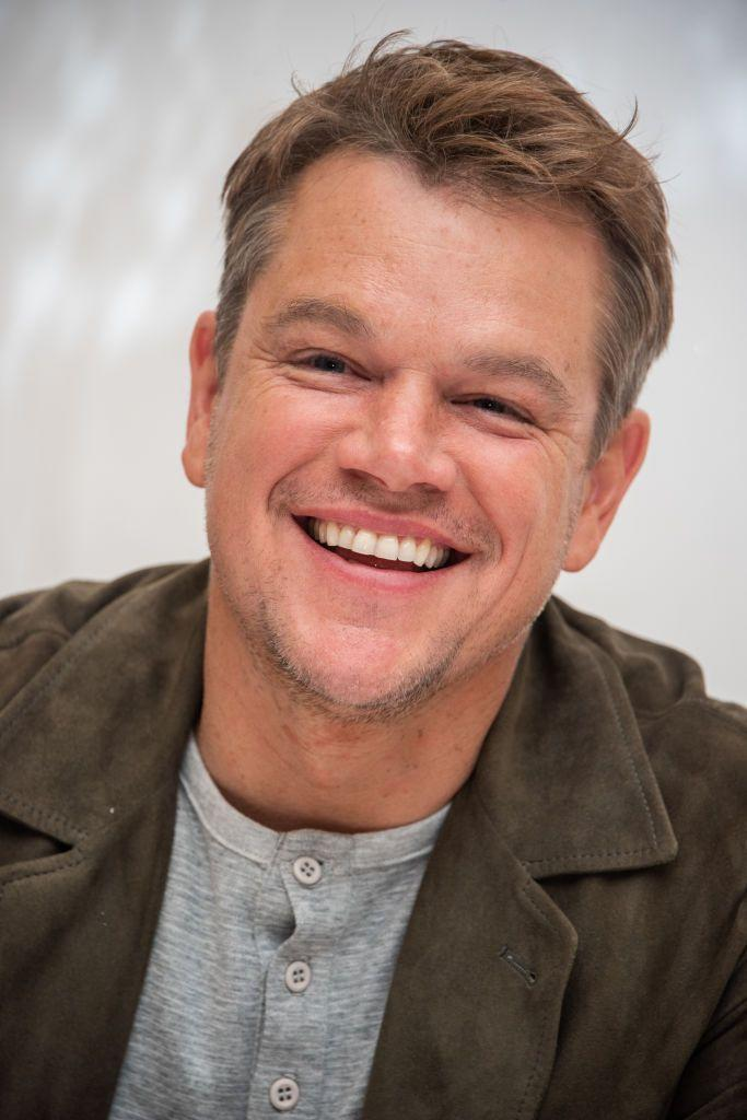 <p>Actor Matt Damon was born in October 8, back in 1970. <br><br>Also on this day: </p><p>Bruno Mars <br>Chevy Chase <br>Nick Cannon <br>Sigourney Weaver <br>Bella Thorne </p>