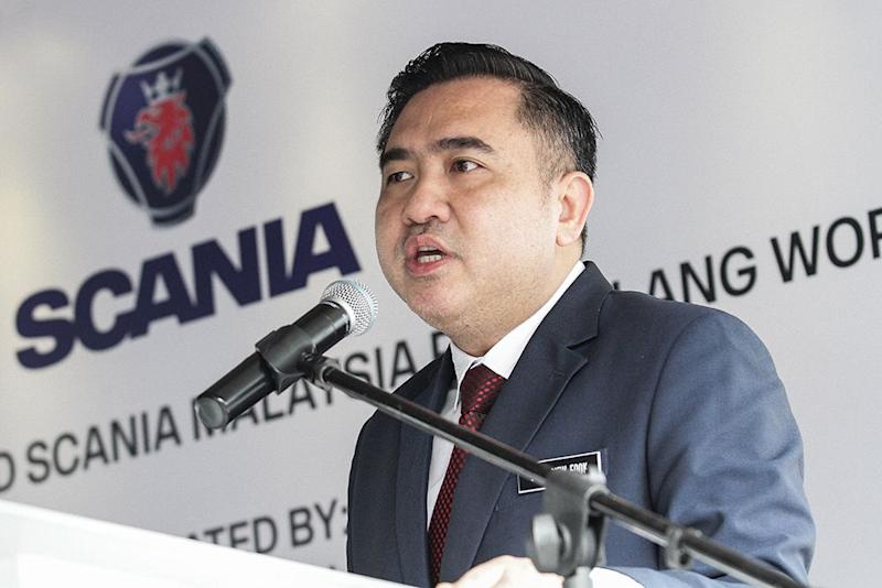 Loke said that one way to increase biofuels availability and adoption is to make its operational cost more competitive so that they are commercially viable for commercial vehicles operators. — Picture by Miera Zulyana