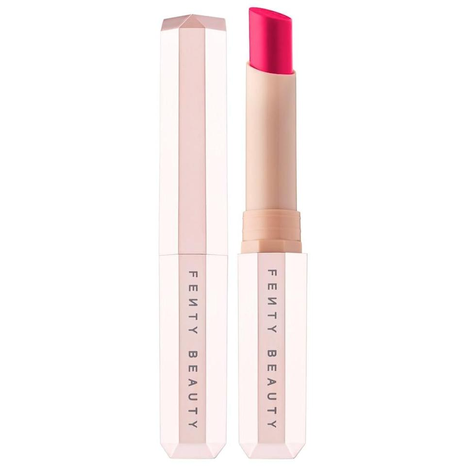 <p>Get experimental with the <span>Fenty Beauty Mattemoiselle Plush Matte Lipstick</span> ($9, originally $18). It comes in a variety of shades so you can step out of your lipstick box and try something vibrant.</p>