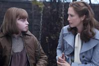 """<p>The basis for <strong>The Conjuring 2</strong>, the Enfield haunting started when single mother <a href=""""https://people.com/movies/inside-the-real-story-that-inspired-the-conjuring-2/"""" class=""""link rapid-noclick-resp"""" rel=""""nofollow noopener"""" target=""""_blank"""" data-ylk=""""slk:Peggy Hodgson moved her four daughters into a new home"""">Peggy Hodgson moved her four daughters into a new home</a> in Enfield, London in 1977. Strange occurrences took place in their new abode, including levitating objects, moving furniture, and strange noises. Janet, one of the daughters, entered a trance where she spoke in a low, gruff voice, assuming the identity of a <a href=""""https://www.bbc.co.uk/programmes/articles/4GjC93L35KcswfsR13Gvj8F/what-it-s-like-to-meet-a-poltergeist"""" class=""""link rapid-noclick-resp"""" rel=""""nofollow noopener"""" target=""""_blank"""" data-ylk=""""slk:former resident"""">former resident</a> who lived and died in the house. The Warrens were interested in the case and paid the home a visit. While they weren't as involved as the film suggests, the demonologists publicly stated that they believed there was something supernatural going on. Janet later admitted that she and her sisters faked about """"<a href=""""https://people.com/movies/inside-the-real-story-that-inspired-the-conjuring-2/"""" class=""""link rapid-noclick-resp"""" rel=""""nofollow noopener"""" target=""""_blank"""" data-ylk=""""slk:two percent"""">two percent</a>"""" of the events. </p>"""