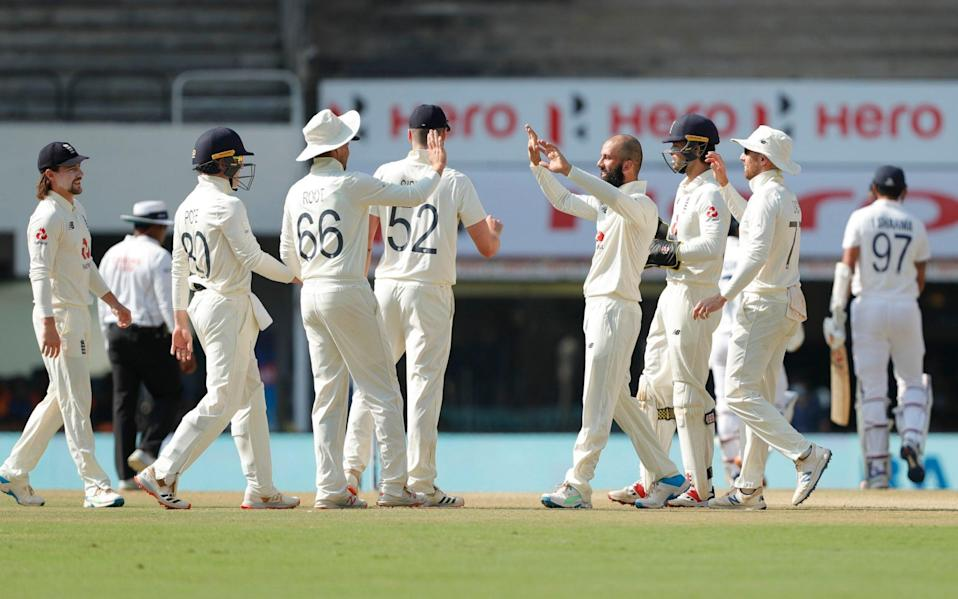 India vs England, second Test day three: live score and latest updates from Chennai. - BCCI