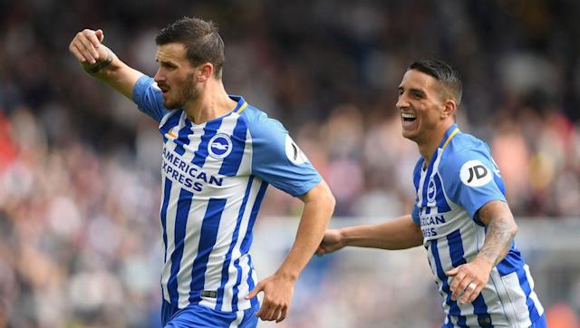<p>Brighton's £3m summer signing from Ingolstadt was a snip, and some of his performances so far have had Seagulls supporters scratching their heads as to how they managed to get him so cheap.</p> <br><p>Revealed as the Bundesliga's top creator last season, he has very much picked up where he left off and is the source of everything that's been good about Brighton so far - his two goals against West Brom, on top his two assists and fantastic work rate, show that there are multiple dimensions to his game.</p>