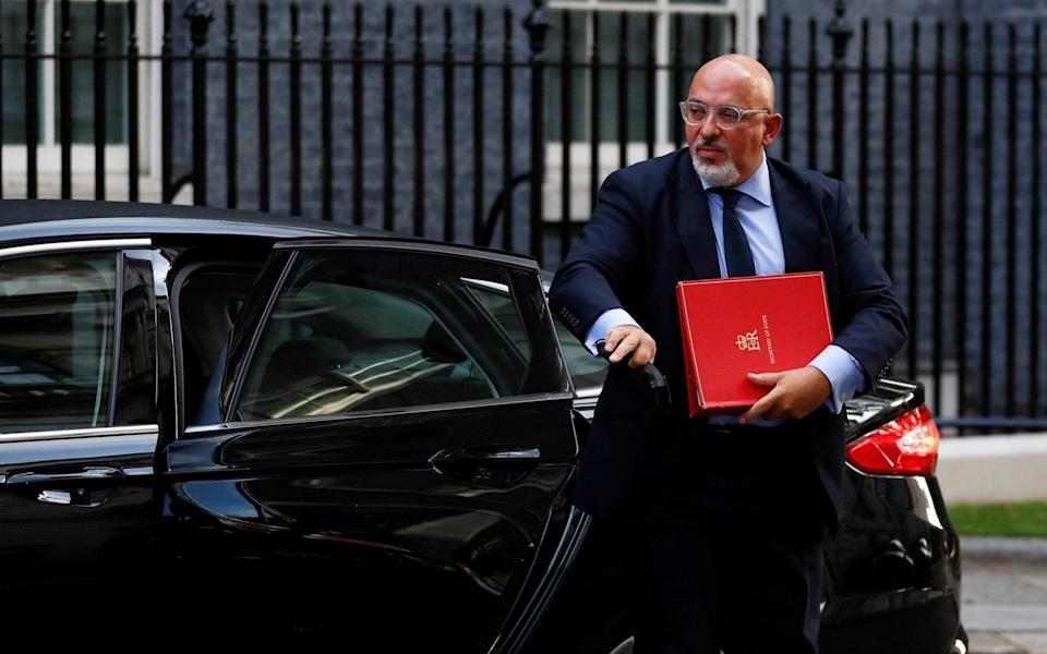Nadhim Zahawi to join Cabinet for the first time - Reuters