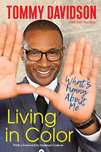 """Living in Color,"" by Tommy Davidson (Amazon / Amazon)"