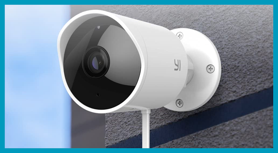 Save up to 67 percent on smart home security cameras, today only! (Photo: Amazon)