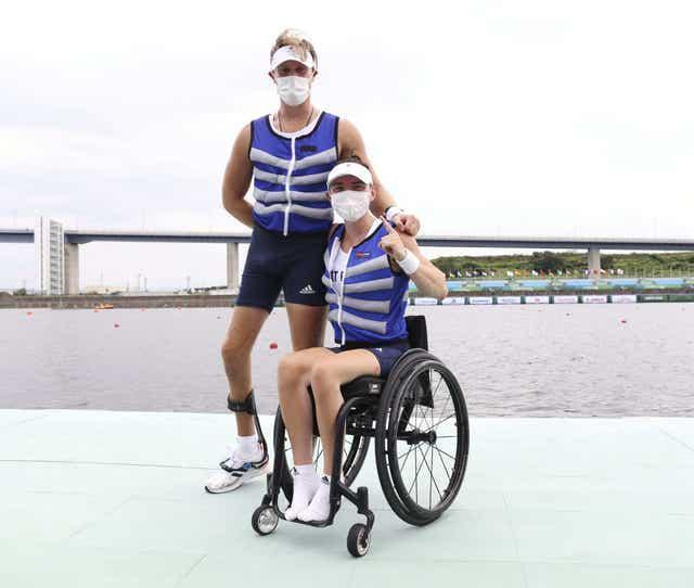 Tokyo 2020 Paralympic Games – Day Five