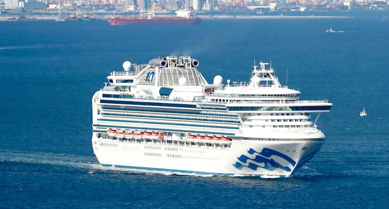 Ten more people diagnosed with coronavirus on locked down cruise ship