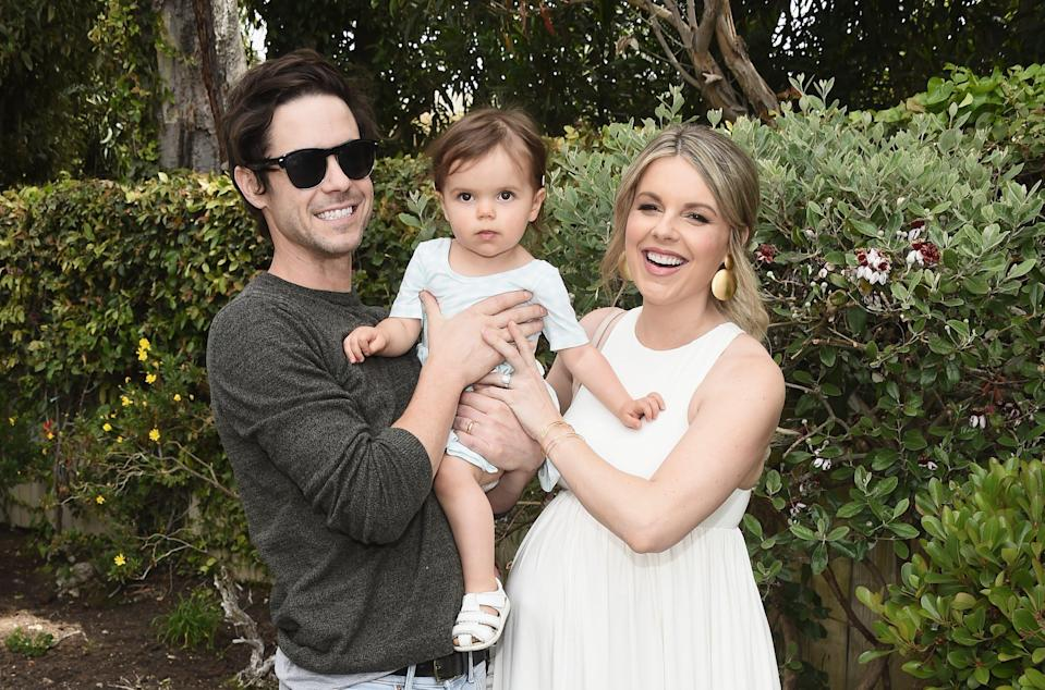Ali Fedotowsky Manno Welcomes A Baby Boy With Husband Kevin Manno