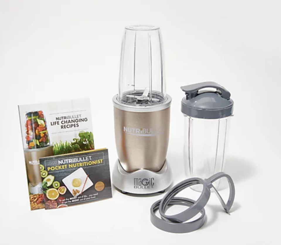 NutriBullet Pro 900 Series High-Speed Blender System (Photo: QVC)