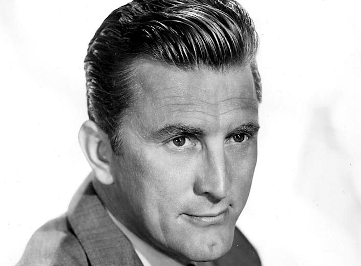 "Hollywood legend Kirk Douglas, whose rugged good looks made him a commanding presence in films like ""Lust for Life,"" ""Spartacus"" and ""Paths of Glory,"" died on February 5, 2020. He was 103."