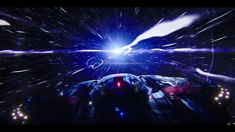 The special effects of shows like Star Trek: Discovery are state-of-the-art.