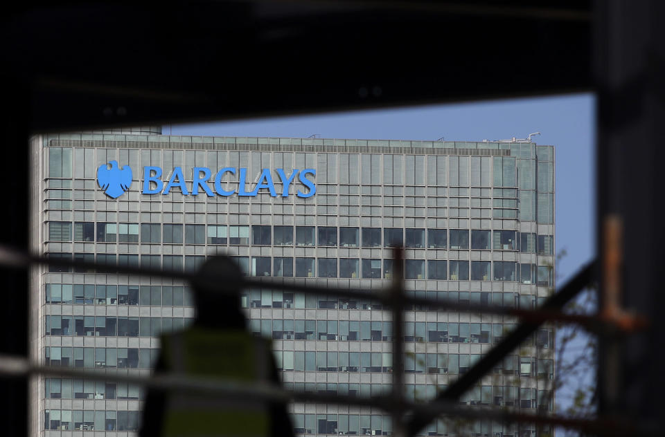 Barclays HQ in Canary Wharf, London. Photo: Chris Ratcliffe/Bloomberg via Getty Images