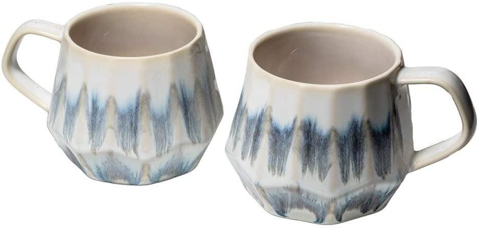<p>These <span>Homvare Porcelain Coffee Mug, Tea Cup, 2 Pack,</span> ($15) will elevate your coffee or tea time.</p>