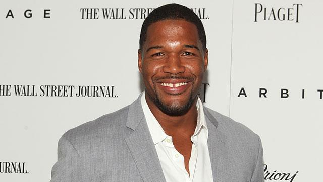 Michael Strahan On Keeping His Gap-Toothed Grin