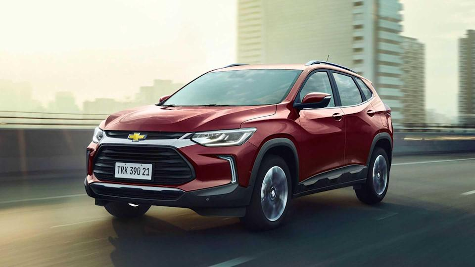 Chevrolet Tracker Premier 1.0 Turbo