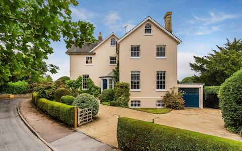 A six-bedroom house in Kent's Bidborough is £1.795million with Hamptons