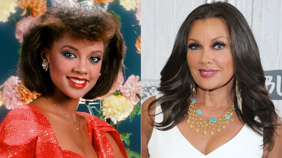 Vanessa Williams recalls experiencing backlash after she was crowned the first Black Miss America in 1984. (Images via Getty Images)