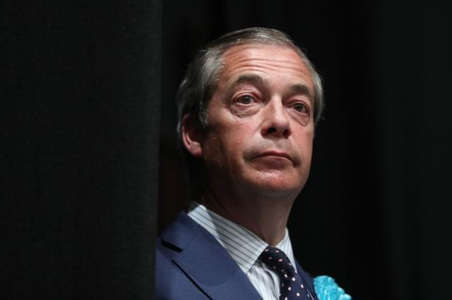 Key quotes as Brexit Party tops UK's European election results